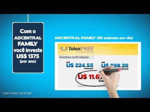 TelexFREE  - GANHE MUITO DINHEIRO PUBLICANDO ANÚNCIOS!
