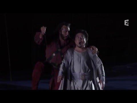 고성현 (Seng Hyoun Ko), Roberto Alagna - 'si pel ciel marmoreo giuro','Otello', Orange, France