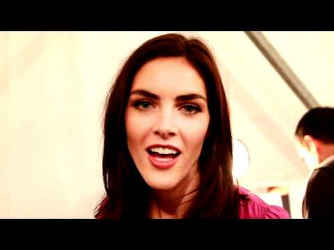 Interview with model Hilary Rhoda, New York Fashion week SS2012