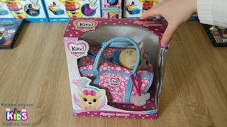 РАСПАКОВКА Игрушка собачка в сумочке Кикки 3835-N недорогой аналог ЧиЧиЛав - ForKids.Toys