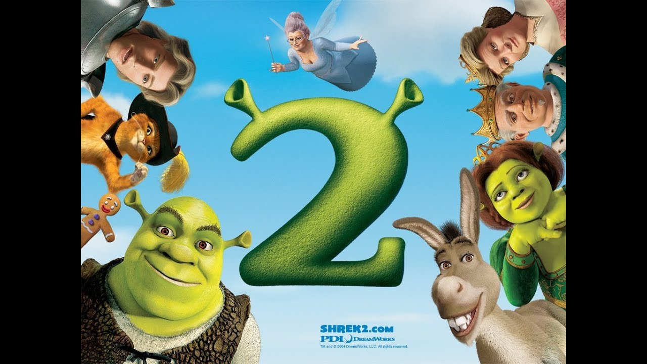 an analysis of shrek 2 Analysis of gender representations in the movie shrek shrek is a movie that is very different from any movies that one could see so far it is a computer-animated american comedy film, directed by andrew adamson and vicky jenson, and starring the voices of mike myers, eddie murphy, cameron diaz, and john lithgow.