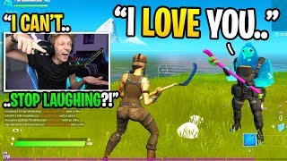 I met the FUNNIEST streamer in duos fill and couldn't stop LAUGHING... (you will laugh)