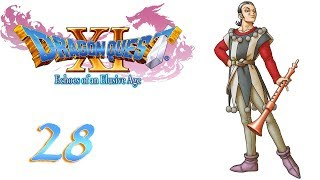 Dragon Quest 11 Part 28 Here Comes the Circus