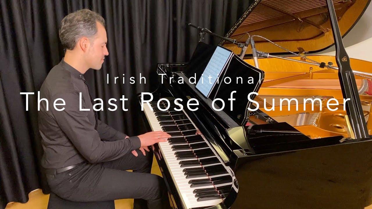 """Wieder ein neues Video: """"The Last Rose of Summer"""" (Irisches Traditional)"""