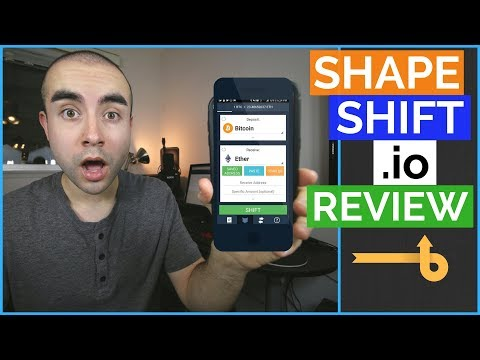 Shapeshift.io Review: Easily Swap Cryptocurrency With Shapeshift!
