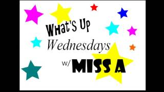 """What's Up Wednesdays"" Show #2 (Aewen Kpop Radio) Thumbnail"