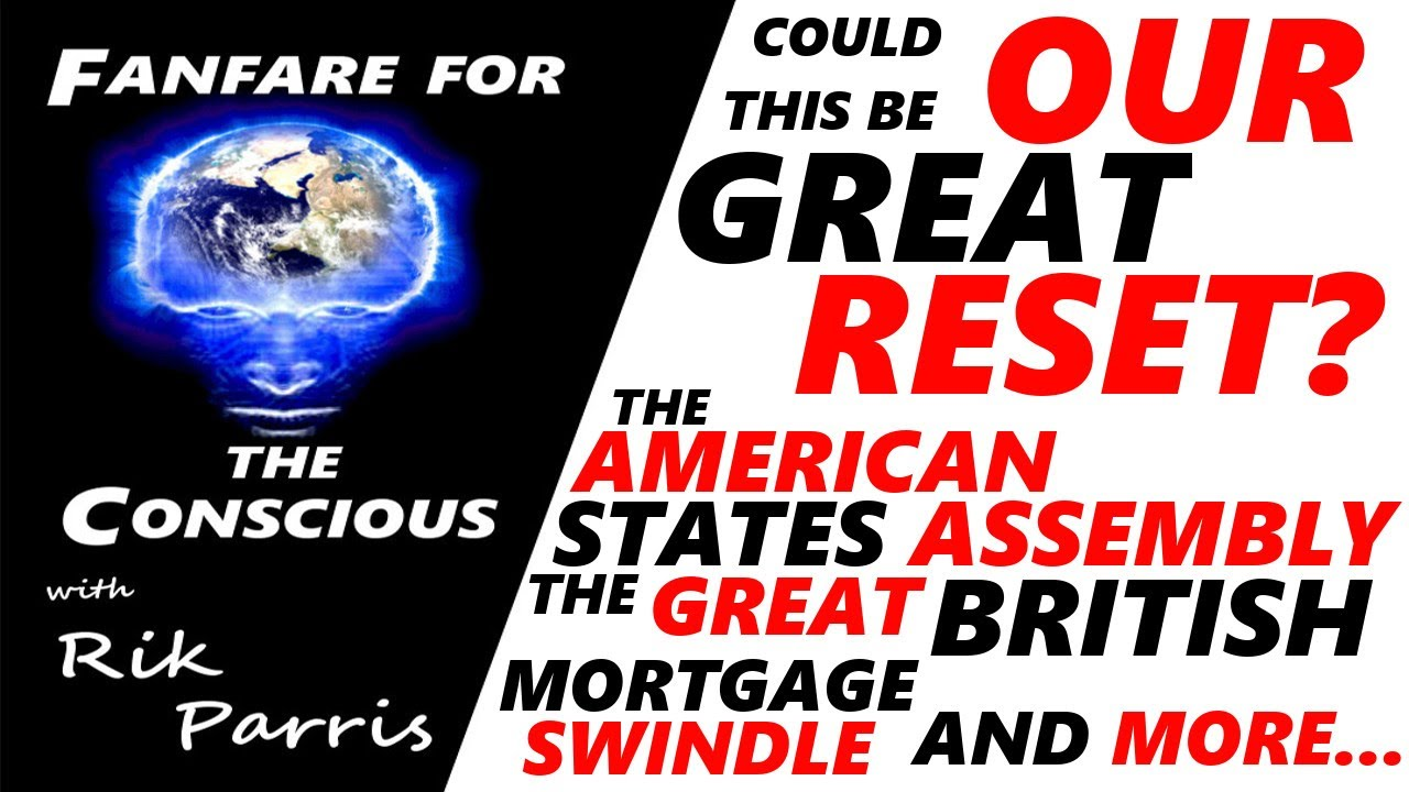 The Great Reset - Is it Ours? The American States Assembly, TGBMS and Private Criminal Prosecution