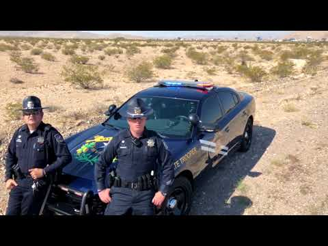 Nevada Highway Patrol Southern Command Lip-Sync Challenge
