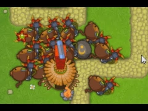 Bloons Monkey City - Bullied & Bugs + Boomer Spam