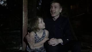 Когда-нибудь закончится война - Читает Глеб Родин и Соня Ретцер, поют дети ЦАТРА.