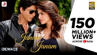 Janam Janam – Dilwale | Shah Rukh Khan | Kajol | Pritam | SRK | Kajol | Lyric Video 2015 Mp3