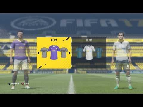 Let's Play FIFA17 Karrieremodus #1 Wir starten eine Karriere Deutsch/German