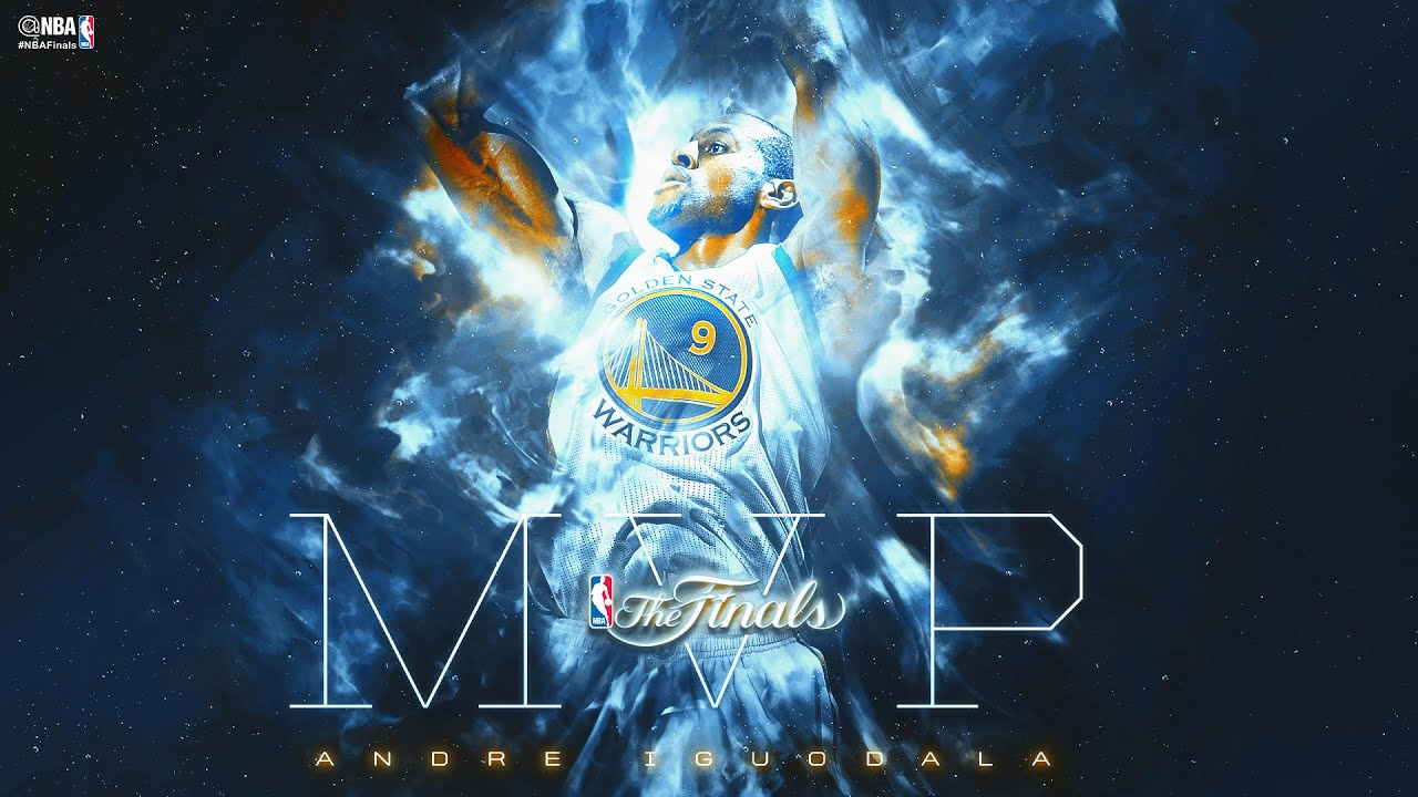Andre Iguodala Earns Finals MVP Trophy in Game 6 - YouTube