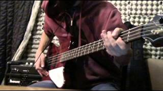 Tool - Parabola (BASS COVER)
