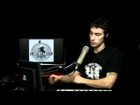 Liberals & Libertarians Actually Different; Ron Paul Confusion