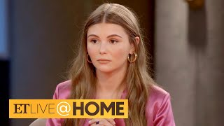 Olivia Jade Speaks Out About College Admissions Scandal on 'Red Table Talk'  | ET Live @ Home