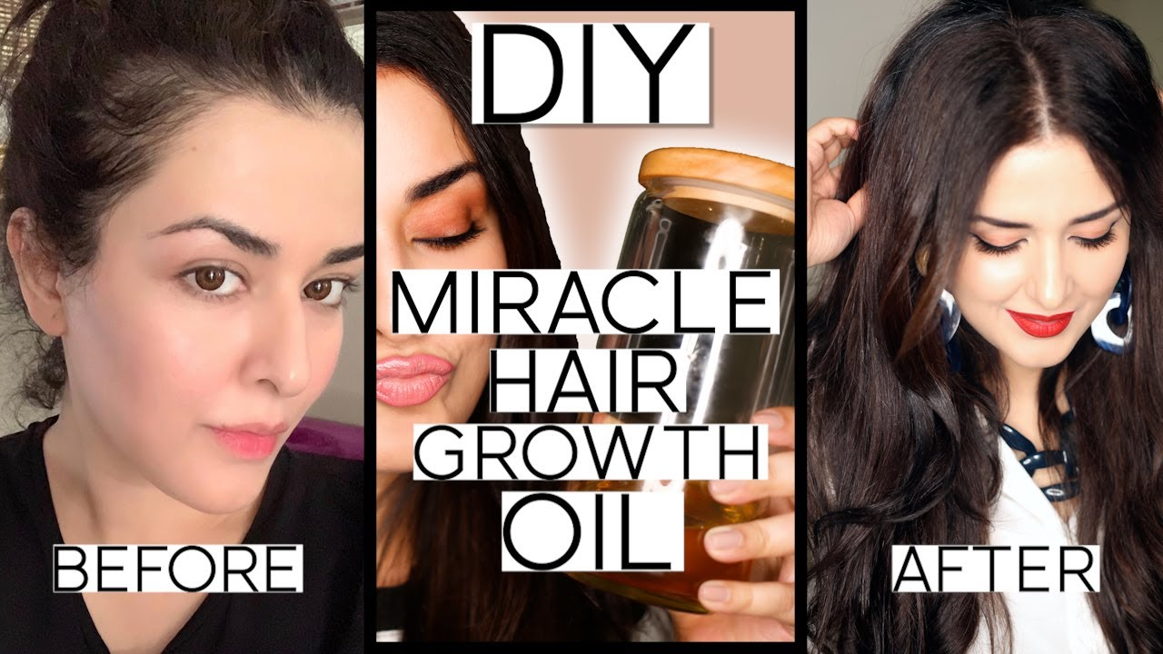 Download DIY MIRACLE HAIR GROWTH OIL I FOR THICK & SHINY HAIR I BEYOND BEAUTY NATASHA
