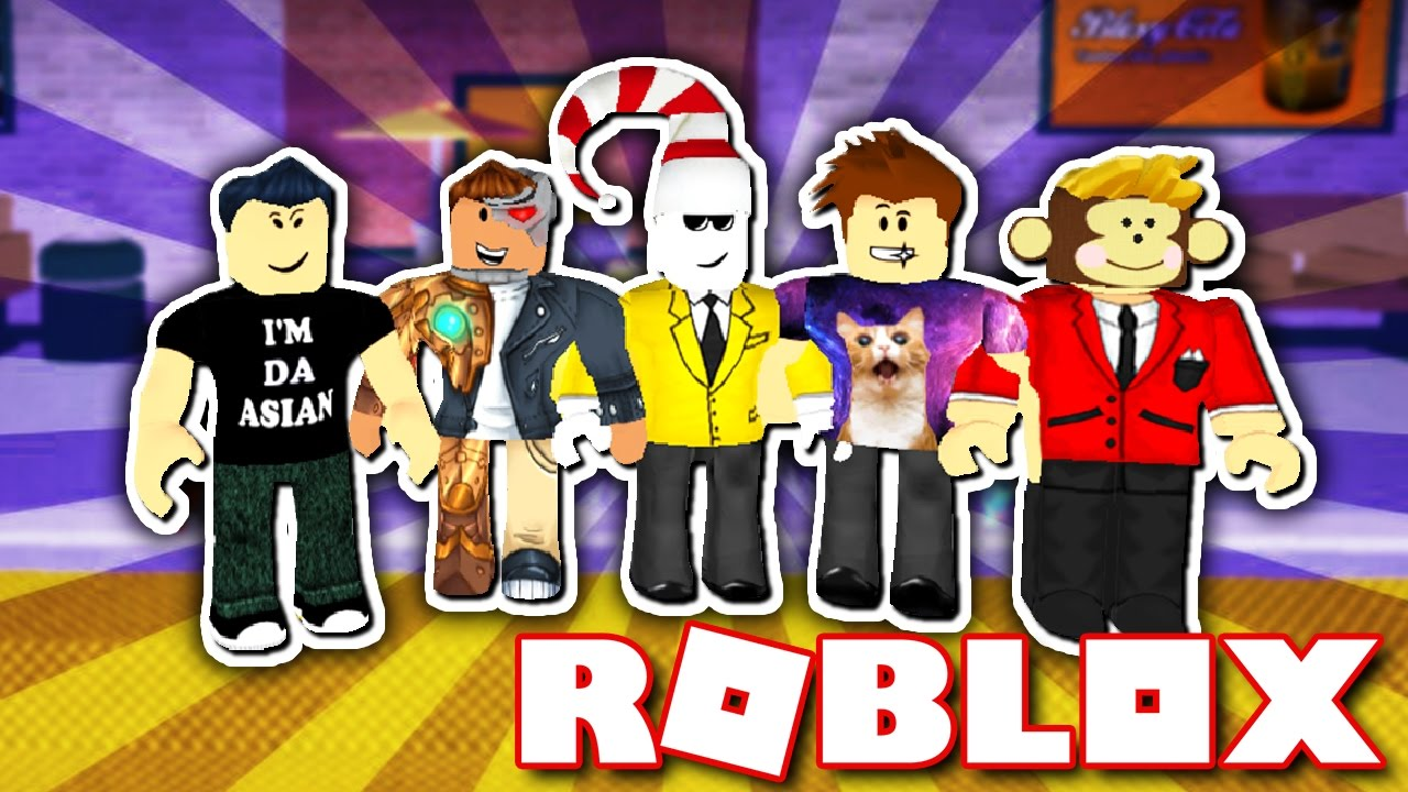 Popular Assassin Roblox Youtubers Roblox Assassin Youtuber Edition Vol 2 Youtube
