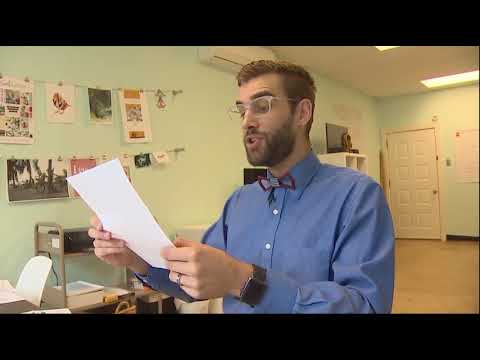 """Man Receives $1,000s of Parking Tickets for have """"NO"""" license plate"""