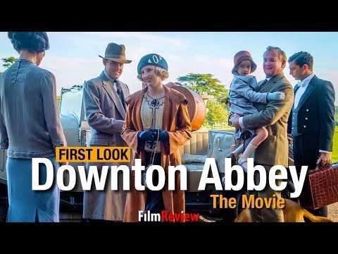 Downton Abbey Movie (2019) First look PICTORIAL teaser