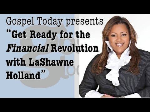 Financial Architect, LaShawne Holland chats with Gospel Today