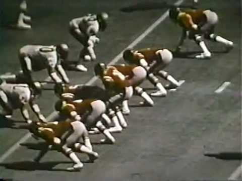 Ole Miss Rebel Football Season Highlights 1975