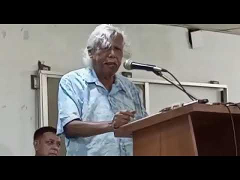 জাতীয় সরকার করে আমাদেরকে সত্যিকার নির্বাচন কমিশন করতে হবে: ডা. জাফরুল্লাহ