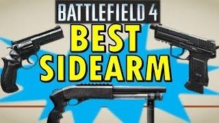 BEST SIDEARM in Battlefield 4!