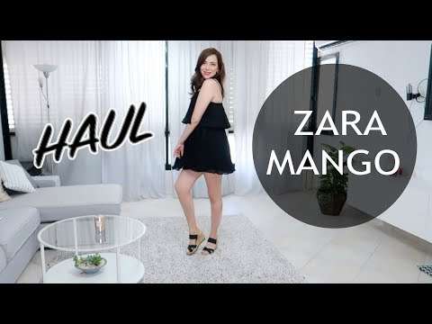 HAUL ZARA Y MANGO 2019, FASHION HAUL