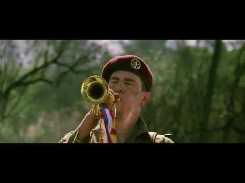 Foreign Legion In Vietnam Intense War Scene -  We Were Soldiers (2002)