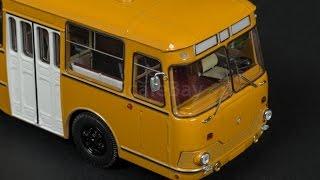 Олдтаймер-галерея, анонс заказа проекта для ClassicBus Автобус ЛиАЗ Модель 677М(, 2017-04-09T18:40:07.000Z)