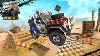 Off road mountain car parking  _4x4 off road screenshot 1