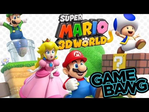 3D MARIO BANG (Game Bang)