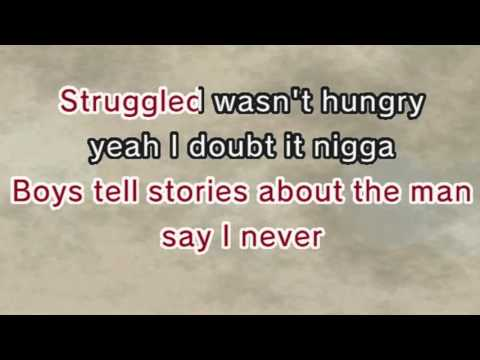 Drake - Started from the Bottom (Karaoke and Lyric Version)