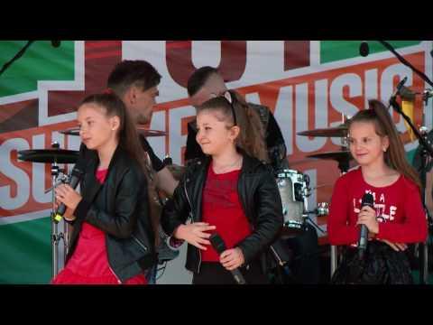 """""""Amber Blues Kids"""" 1St Summer Rock Festival Kaliningrad 2017"""