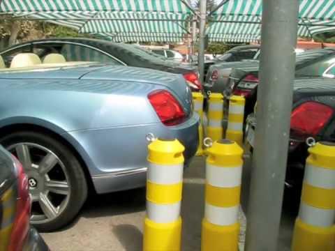 Monaco Parking Lot
