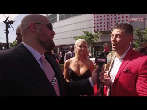 The Miz Talks About Why He Hates Fighting Brock Lesnar | UPROXX
