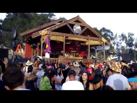 Rappers Delight on Sunday at Dirtybird Campout