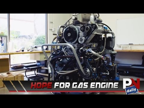 The Internal Combustion Engine Might Not Be Doomed