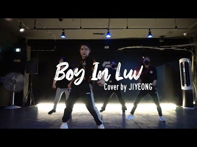 EZDANCE I 잠실점 I 이지댄스 I BTS - 상남자 I K-POP I COVER BY JIYEONG