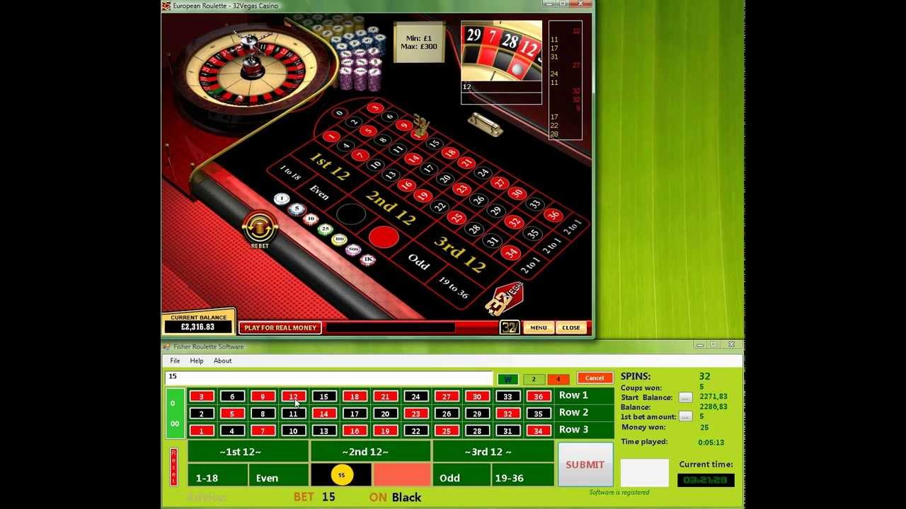 Roulette online cheat software
