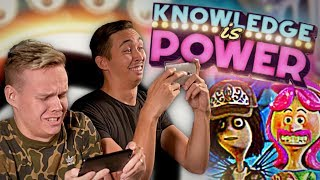 KUMPI ON VIISAAMPI? - Knowledge is Power