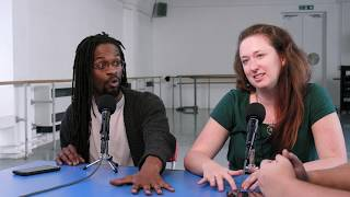 THE MDC TALKS   A Screendance Podcast   Episode 2: Choreography Is Everything.