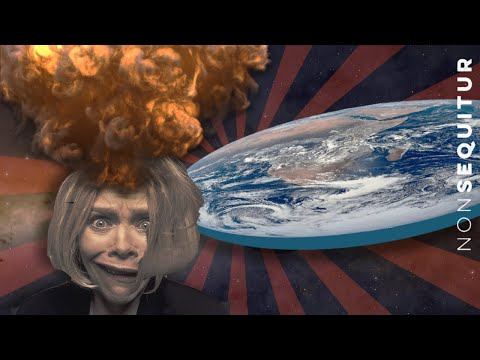 Astrophysics vs. Flat Earth- Kirsten Banks & Debbie Duran on Science, NASA and Space.