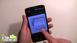 How To Multitask On The Lg G2 Using Qslide Apps Youtube