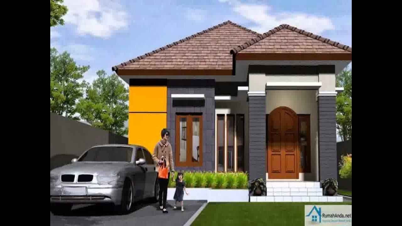 Gambar Desain Rumah Minimalis 1 Lantai 2020 Terbaru