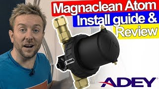 MAGNACLEAN ATOM REVIEW - CENTRAL HEATING MAGNETIC FILTER