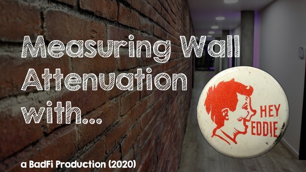 Measuring Wall Attenuation with...