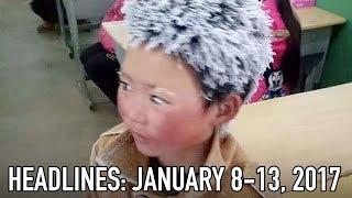 Chinas Ice Boy Goes Viral