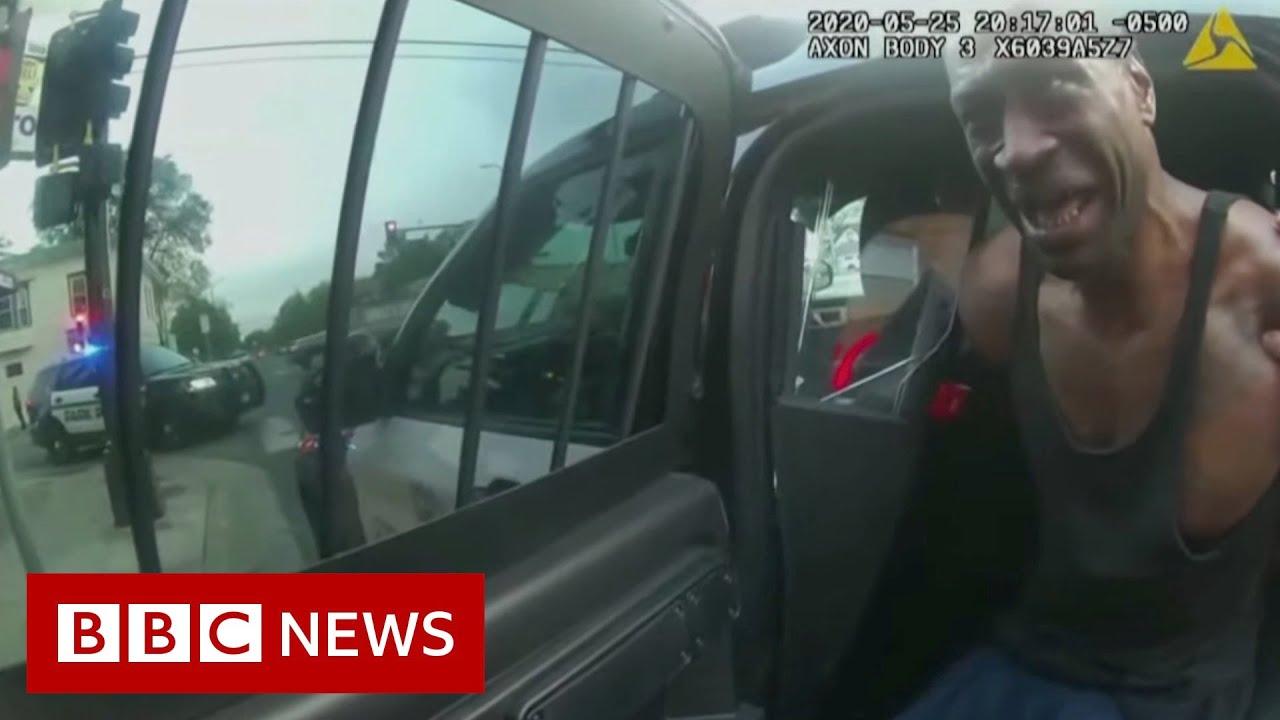 Chauvin trial: New bodycam footage of George Floyd's arrest - BBC News